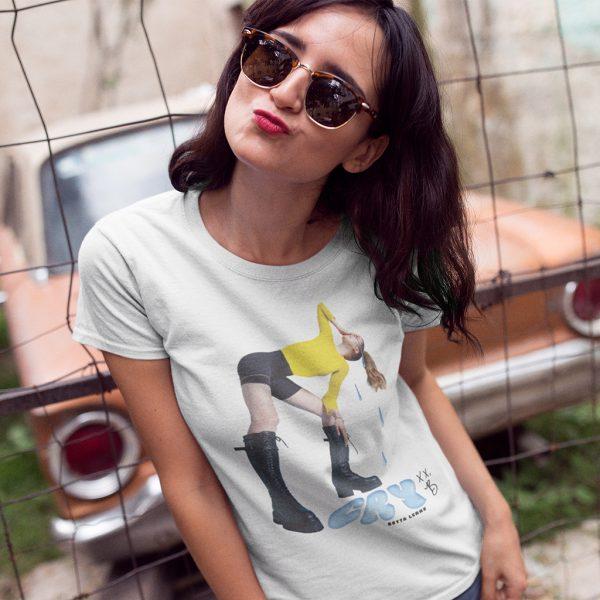 """Betta Lemme - """"Cry"""" T-Shirt"""